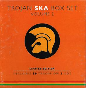 Cover - Clive & Naomi: Trojan Ska Box Set Volume 2