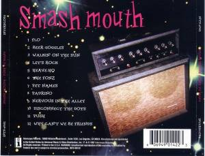 Smash Mouth: Fush Yu Mang (CD) - Bild 2