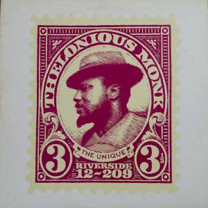 Cover - Thelonious Monk: Unique, The