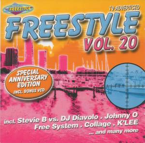 Freestyle Vol. 20 - Cover