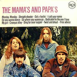 Cover - Mamas & The Papas, The: Mamas & Papas, The