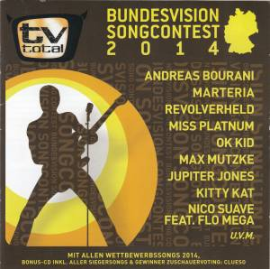 Cover - Maxim: Bundesvision Songcontest 2014
