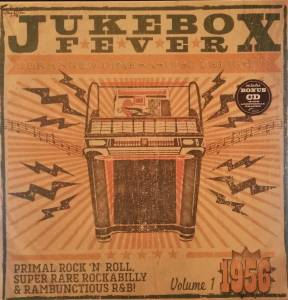 Cover - Peace River Rangers, The: Jukebox Fever Vol. 1