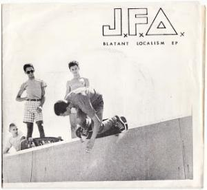 JFA: Blatant Localism - Cover