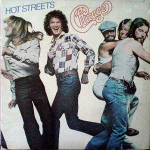 Chicago: Hot Streets - Cover