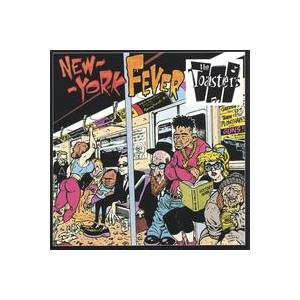 Cover - Toasters, The: New York Fever