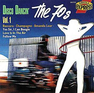Cover - Dr. Buzzard's Original Savannah Band: Disco Dancin' Vol. 1