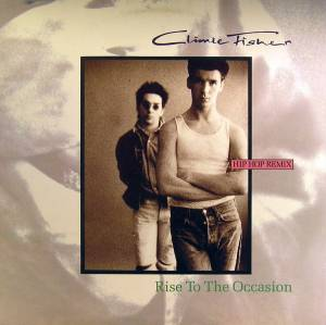 Climie Fisher: Rise To The Occasion - Cover