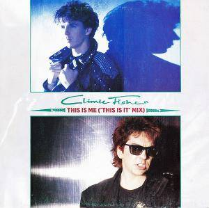 Climie Fisher: This Is Me - Cover