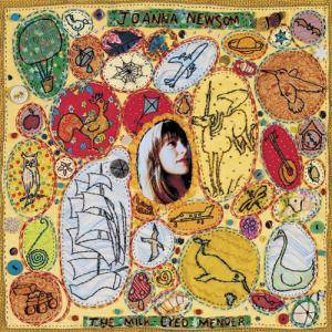 Cover - Joanna Newsom: Milk-Eyed Mender, The