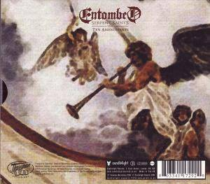 Entombed: Serpent Saints (The Ten Amendments) (CD) - Bild 2