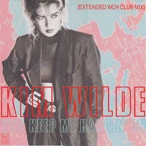 Kim Wilde: You Keep Me Hangin' On - Cover