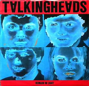Talking Heads: Remain In Light (LP) - Bild 4