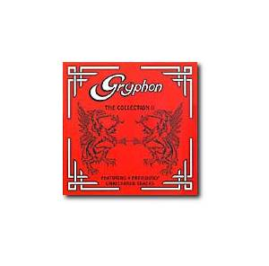 Cover - Gryphon: Collection II, The