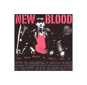 New Blood - The New Rock N Roll Vol. 2 - Cover
