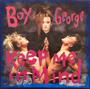 Boy George: Keep Me In Mind - Cover