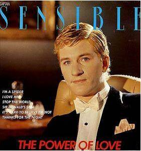 Captain Sensible: Power Of Love, The - Cover