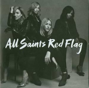 Cover - All Saints: Red Flag