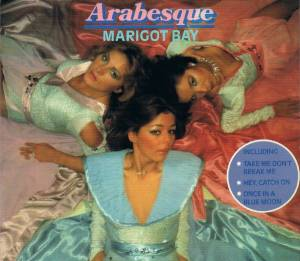 Cover - Arabesque: Marigot Bay