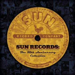 Cover - Ernie Chaffin: Sun Records: The 50th Anniversary Collection