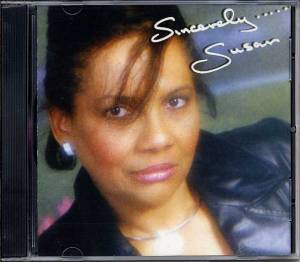 Cover - Susan Cadogan: Sincerely..... Susan