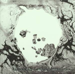 Radiohead: Moon Shaped Pool, A - Cover