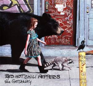 Red Hot Chili Peppers: Getaway, The - Cover