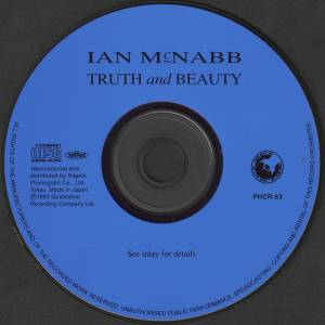 Ian McNabb: Truth And Beauty (CD) - Bild 6