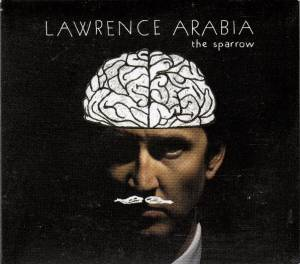 Lawrence Arabia: Sparrow - Cover