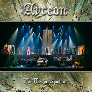 Ayreon: Theater Equation, The - Cover