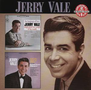 Cover - Jerry Vale: Language Of Love / Till The End Of Time, The