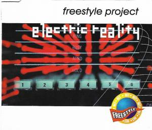 Cover - Freestyle Project: Electric Reality