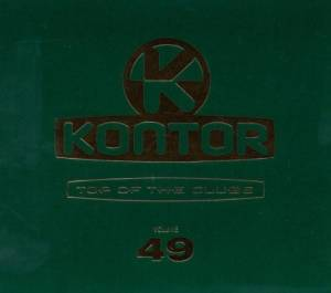 Kontor - Top Of The Clubs Vol. 49 - Cover