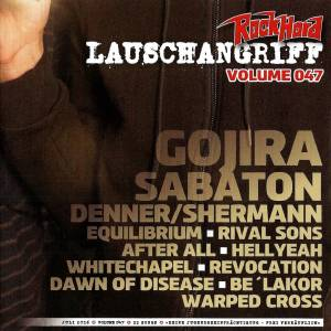 Rock Hard - Lauschangriff Vol. 047 (CD) - Bild 1