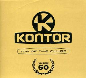 Cover - Jaques Raupe: Kontor - Top Of The Clubs Vol. 50
