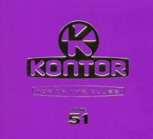 Cover - Tom Hangs Feat. Shermanology: Kontor - Top Of The Clubs Vol. 51