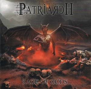 Patriarch: Rage Of Gods - Cover