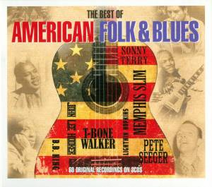 Cover - Smokey Hogg: Best Of American Folk & Blues, The