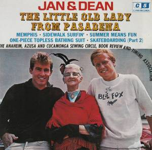 Cover - Jan & Dean: Little Old Lady From Pasadena, The