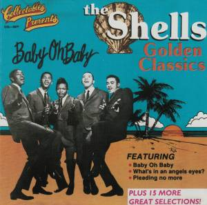 Cover - Shells, The: Golden Classics