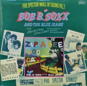 Cover - Bob B. Soxx & The Blue Jeans: Bob B. Soxx And The Blue Jeans