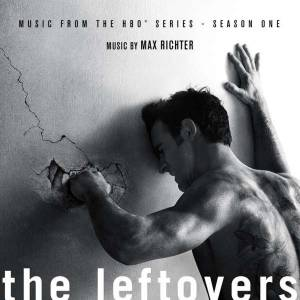 Cover - Max Richter: Leftovers, The