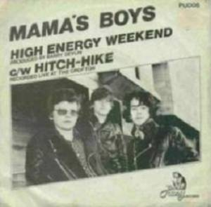 Cover - Mama's Boys: High Energy Weekend