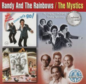 Cover - Randy & The Rainbows: C'mon Let's Go / Crazy For You