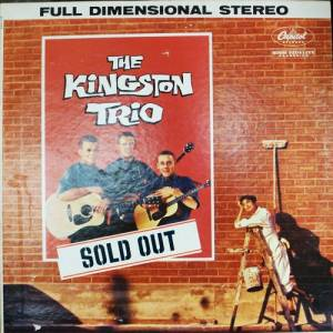 Cover - Kingston Trio, The: Sold Out