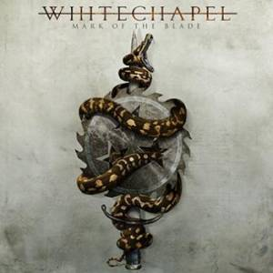 Whitechapel: Mark Of The Blade - Cover