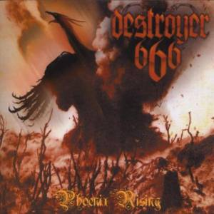Deströyer 666: Phoenix Rising (Promo-CD) - Bild 1