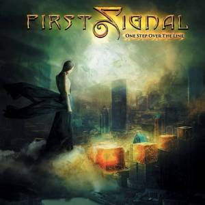 Cover - First Signal: One Step Over The Line