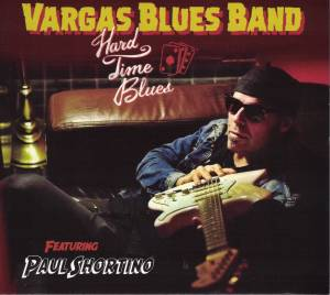 Vargas Blues Band: Hard Time Blues - Cover