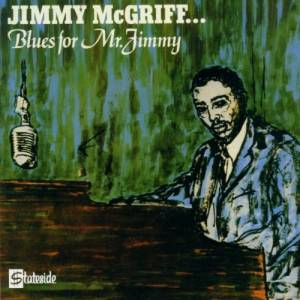 Cover - Jimmy McGriff: Blues For Mr. Jimmy